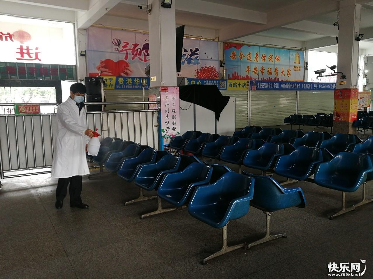 好消息!貴港各大汽車站從2020年2月12日逐步恢復客運班線運行