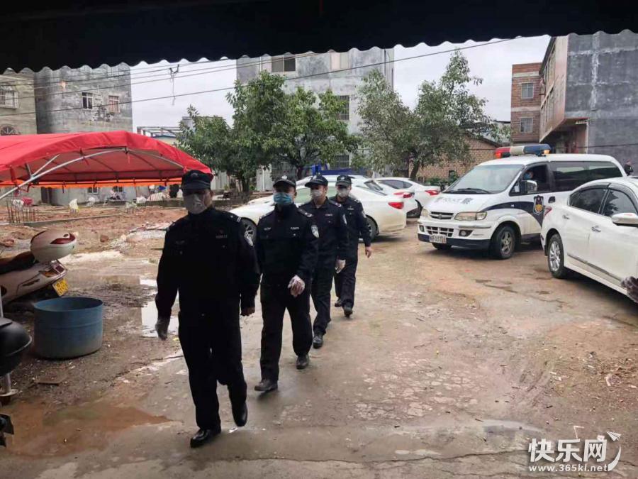 疫情在前,我们不退! ——港北区禁毒民警全力投入疫情防控阻击战