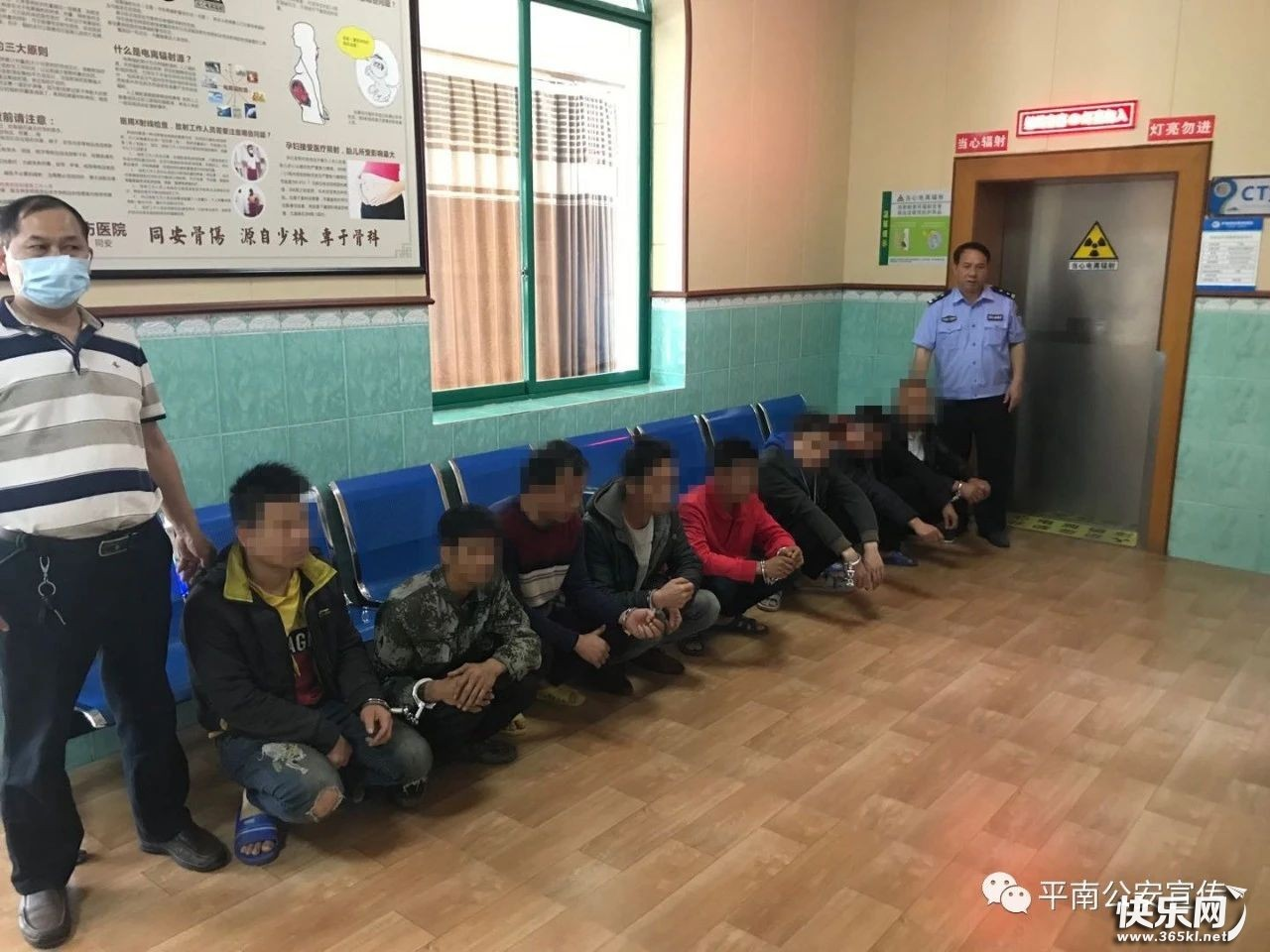 一次刑拘12人!贵港警方严厉打击非法采砂