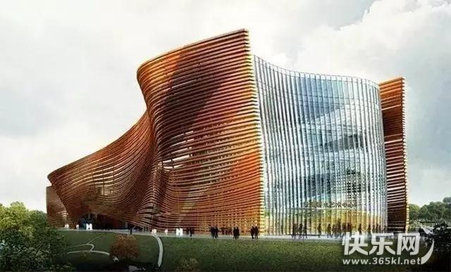 贵港文化艺术中心新进展